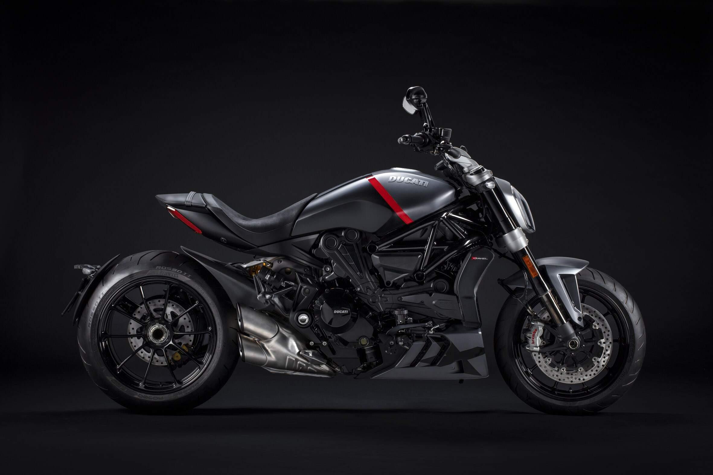 The Ducati XDiavel Black Star