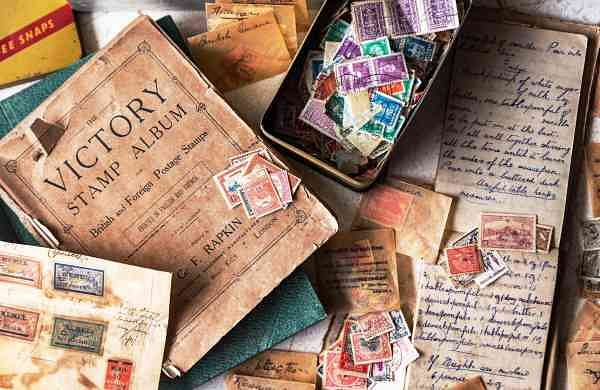 An image from 'Mrs Banoo Pestonji's Collection of Fascinating Postage Stamps' by Ami Gupta