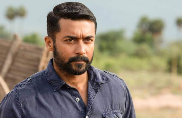 Suriya wins the Best Actor awrad for Sudha Kongara's Soorarai Pottru at the IFFM