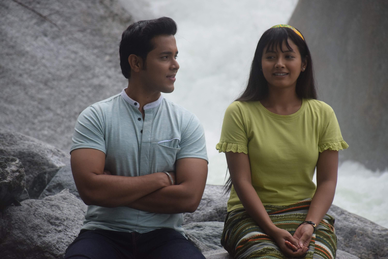 Suresh and Nima in Nima Denzongpa