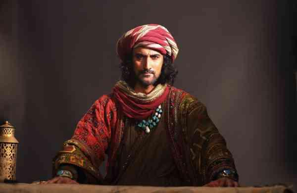Kunal Kapoor as Mughal Emperor Babur in OTT series The Empire
