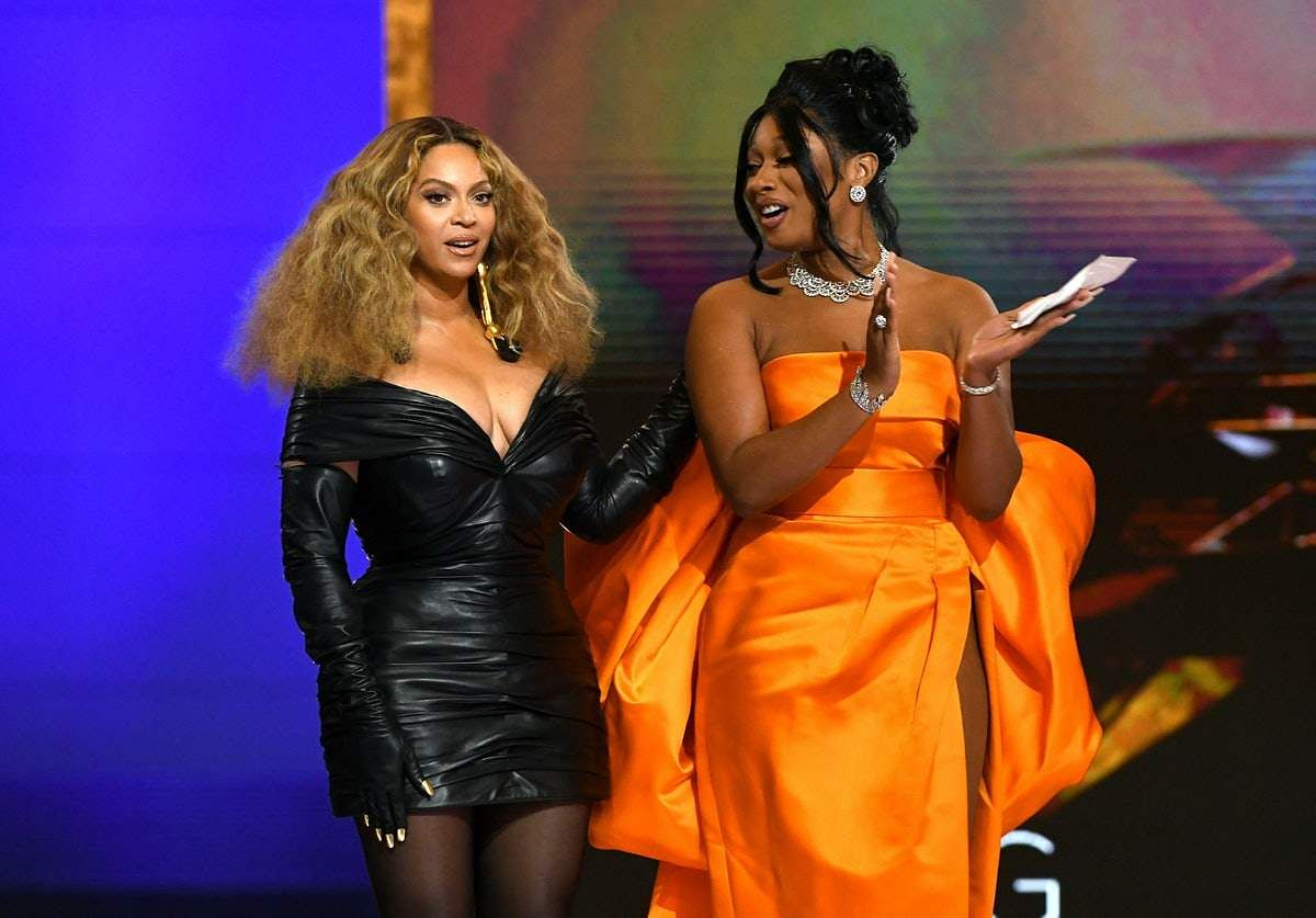 beyonce mehan thee stalion