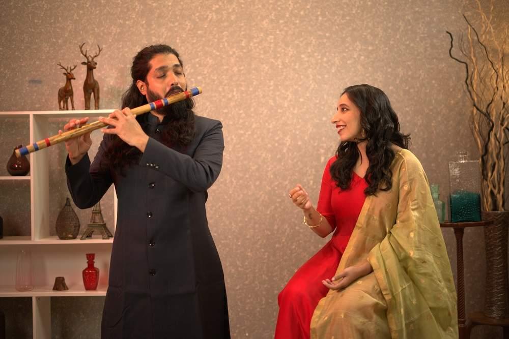 Gandhaar and Avanti Patel