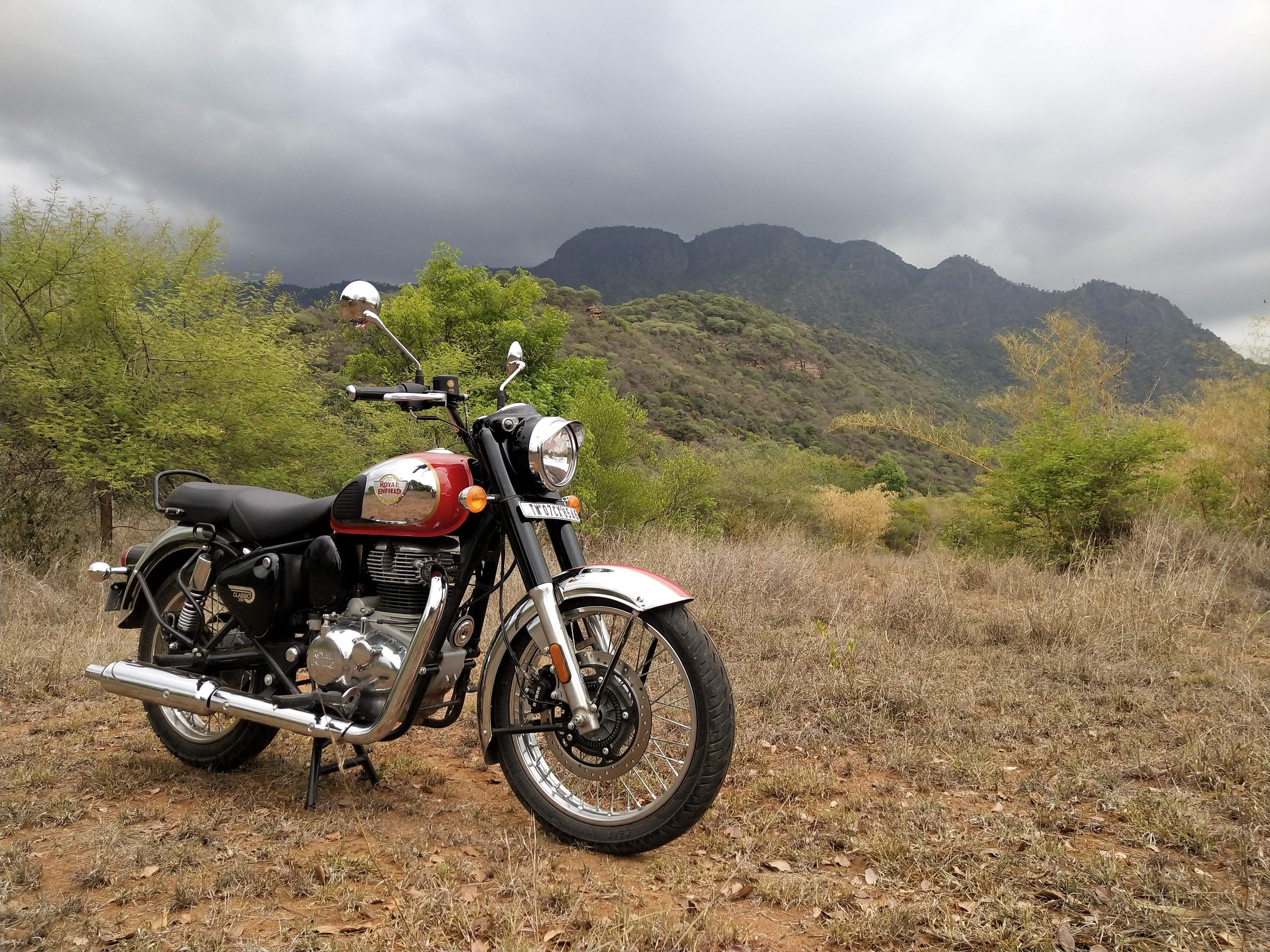 Royal Enfield's Classic 350