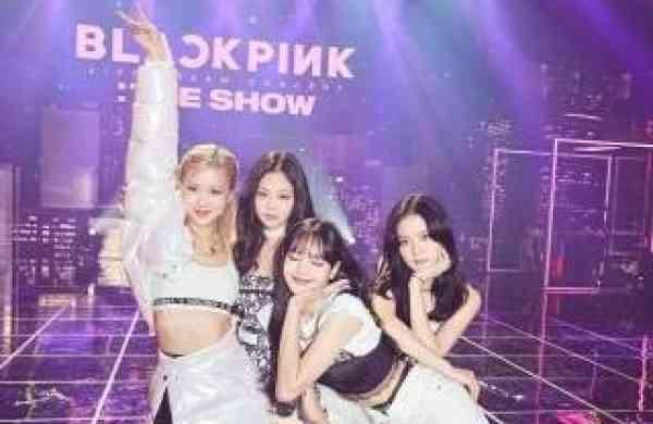 K-Pop superstarsBlackpink