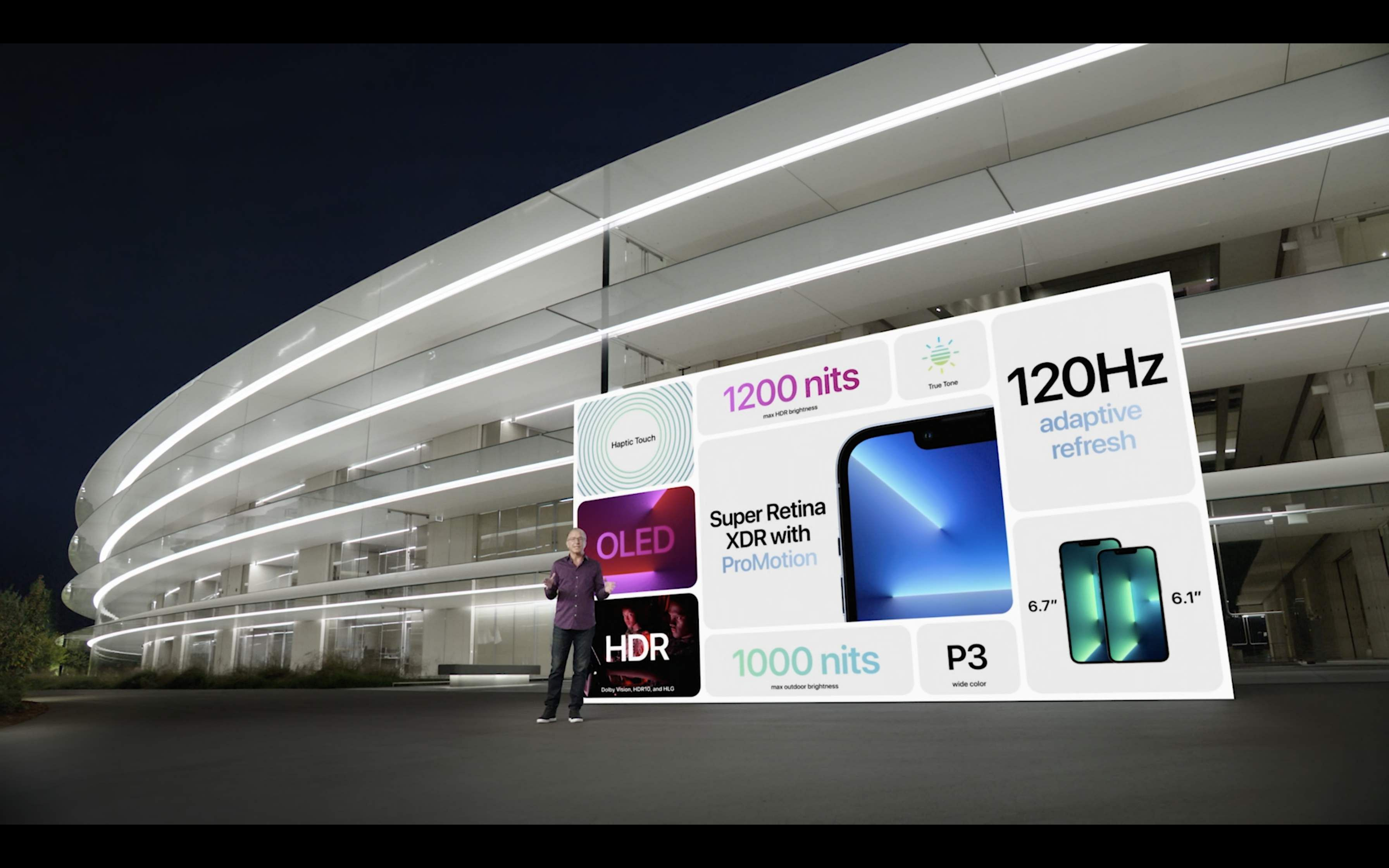 Apple 'Califronia Streaming' event highlights