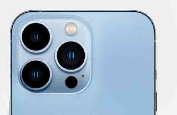 iPhone 13 Pro's4K ProRes video recording isavailable only on select models