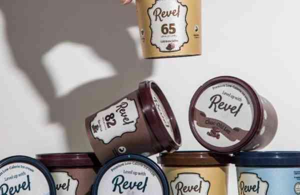 Revel Ice creams