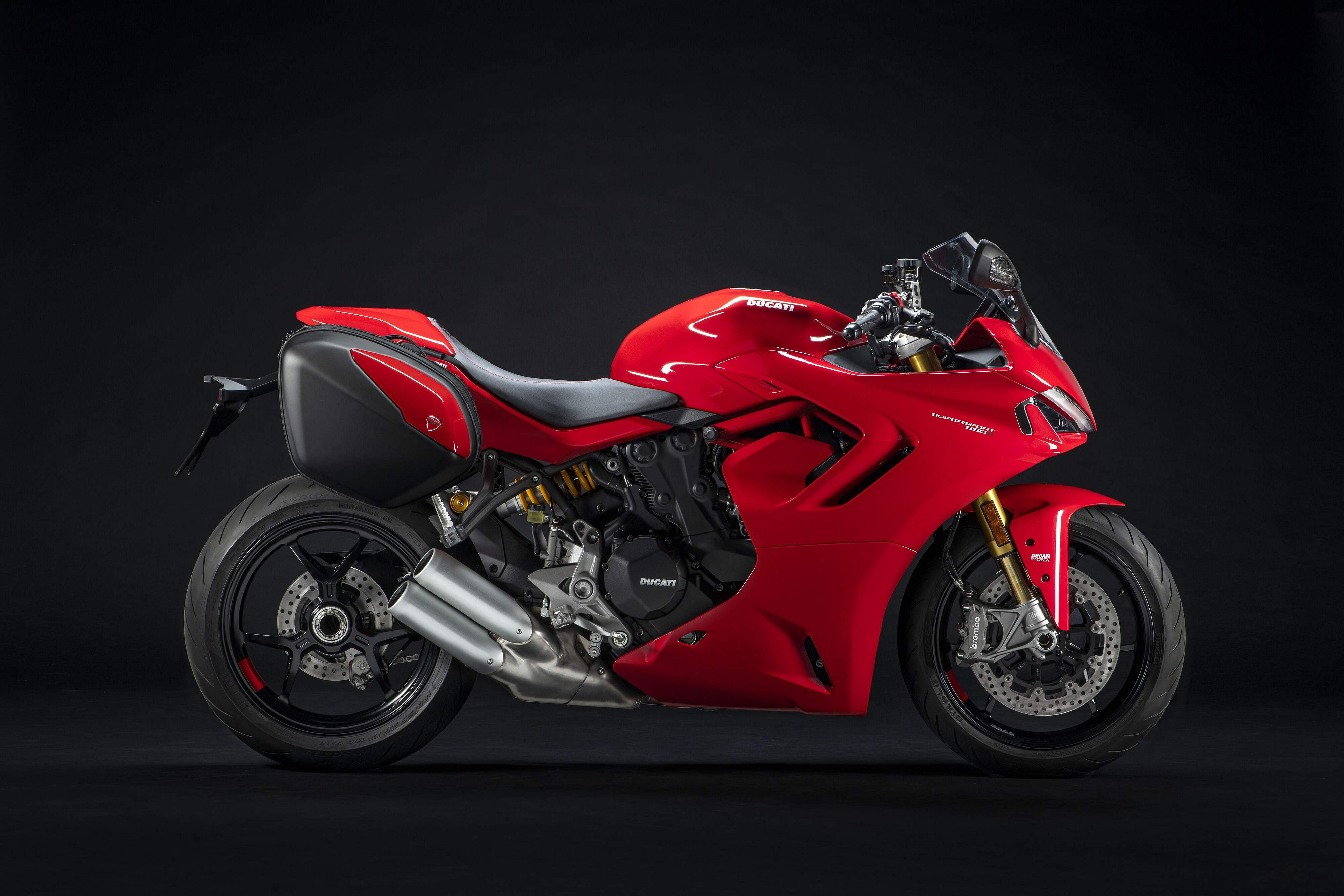Ducati has launched the SuperSport 950