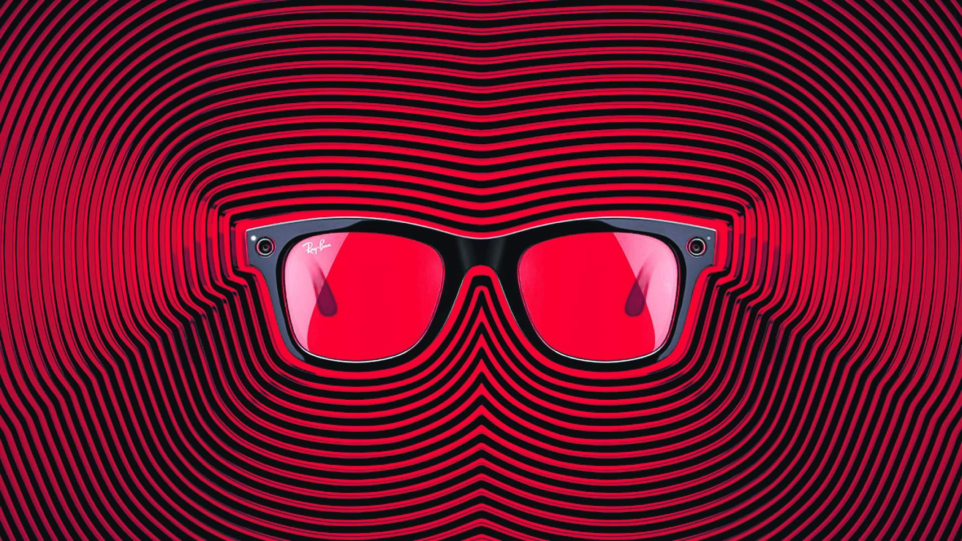 Ray Ban smart glasses