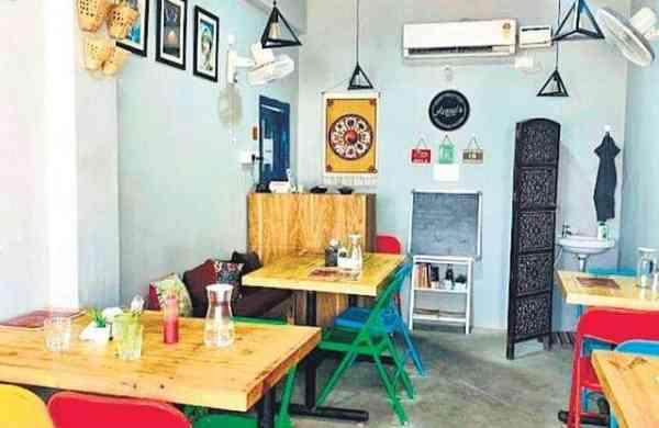 Aama's in Hyderabad
