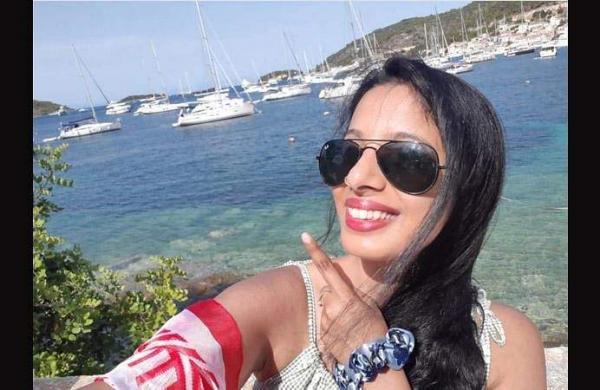 Kartika Nair at Croatia on a Digital Nomad visa