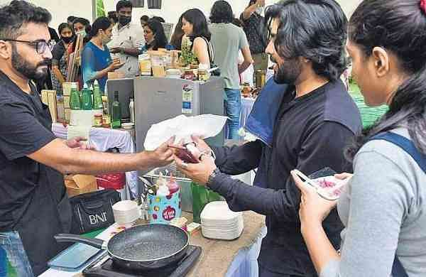 Over 55 clean brands took part in the two-day mela held over the weekend