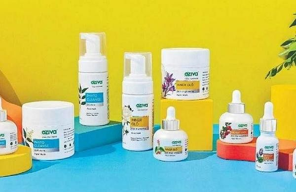Oziva products. Representational image