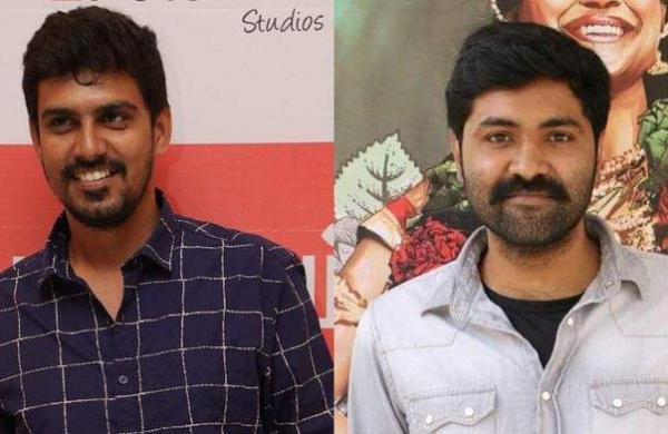 Producer SR Prabhu (left) and Arun Prabhu Purushothaman (right)