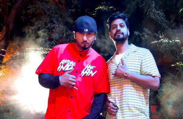 Yo Yo Honey Singh and Atul JIndal
