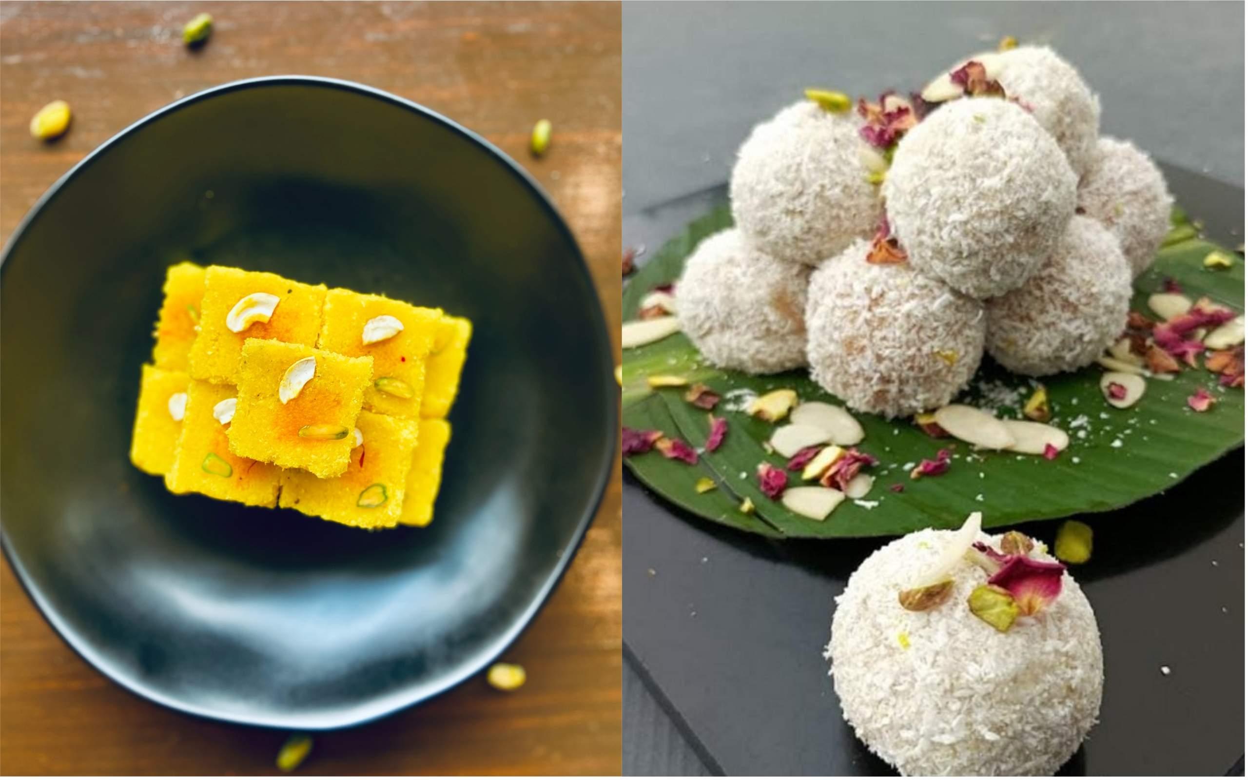Ganesh Chaturthi desserts
